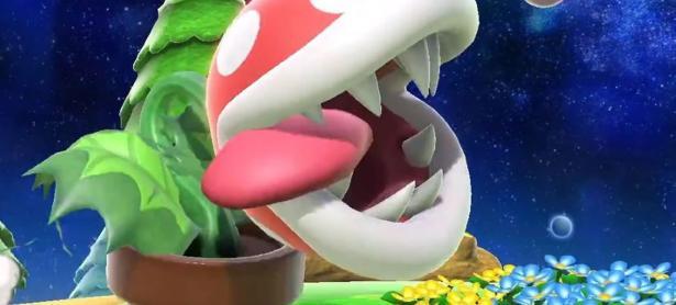 Ya puedes jugar con Piranha Plant en <em>Super Smash Bros. Ultimate</em>