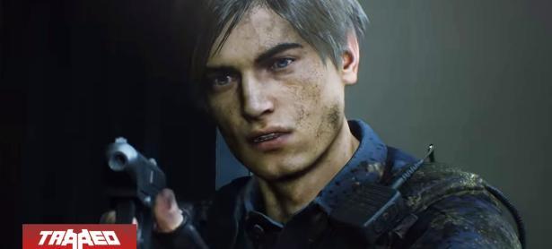 El 79% de los jugadores de Resident Evil 2 Remake eligen a Leon