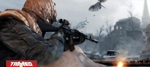 Metro 2033 y Last Light se llenan de críticas negativas a través de Steam
