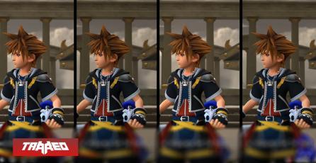 ¿Diferencias? Así se ve Kingdom Hearts III en todas sus versiones de consola
