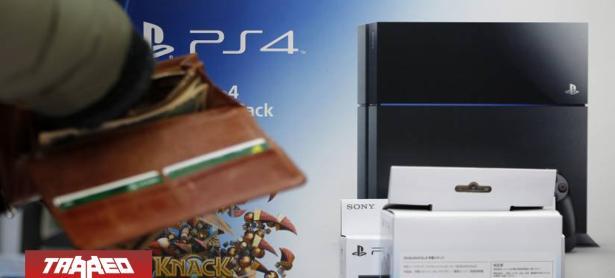 Logra comprar PS4 a precio de fruta, pero al repetir el acto termina en la cárcel