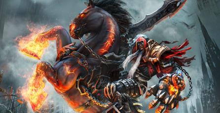 Trailer filtra la llegada de <em>Darksiders</em> a Nintendo Switch