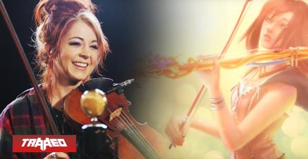Lindsey Stirling sorprende a YouTube con cover de Kingdom Hearts III