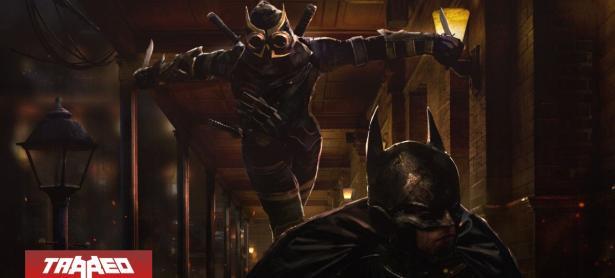 Filtran información de Batman Arkhan Crisis, nuevo título de Rocksteady