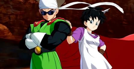Así pelean Jiren y Videl en <em>Dragon Ball FighterZ</em>