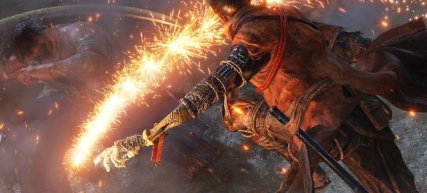 Uno de los jefes de <em>Sekiro: Shadows Die Twice</em> montará a un enorme caballo