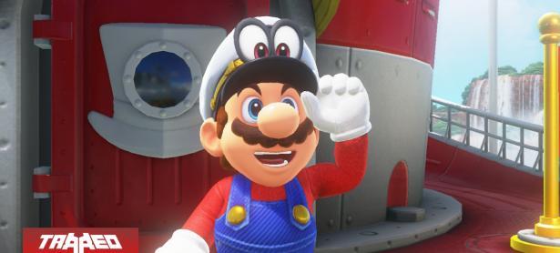 Odyssey supera a 'Galaxy' como el juego de Mario en 3D más vendido de la historia