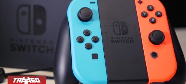 Switch ha vendido más de 32 millones de consolas a nivel mundial