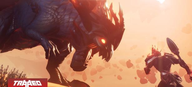 Sin preguntar: Todas las cuentas de Dauntless pasarán a Epic Games Store