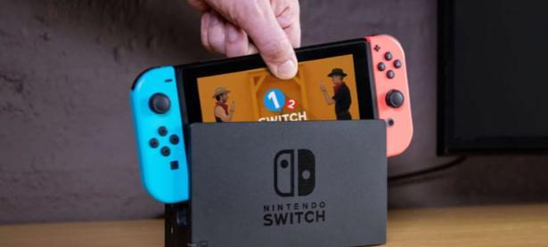 Switch ya vendió más de 32 millones de unidades