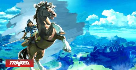 The Legend Of Zelda: Breath of The Wild es el juego más vendido de la franquicia