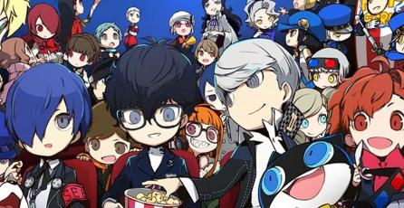 <em>Persona Q2: New Cinema Labyrinth</em> sí debutará en Occidente