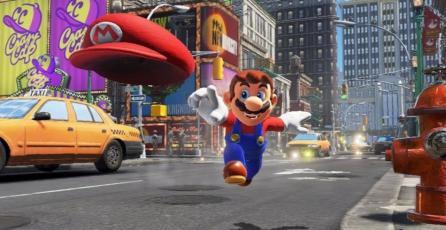 <em>Super Mario Odyssey</em> es el título 3D más vendido de la franquicia