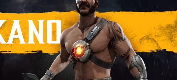Podrás luchar como Kano en <em>Mortal Kombat 11</em>