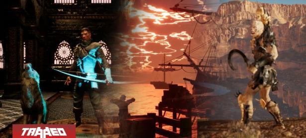 Kingdoms of Ereloth es el ambicioso MMORPG chileno que recoge fondos en KickStarter