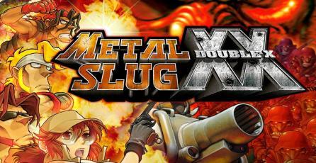 <em>Metal Slug XX</em> está ahora disponible en PC