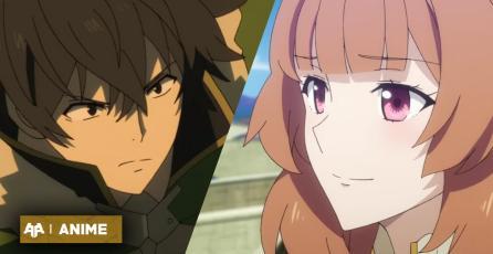 The Rising of the Shield Hero se posiciona como el anime más popular de la temporada