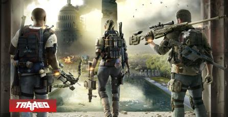 Publican nuevo gameplay de The Division 2 donde muestran el cooperativo