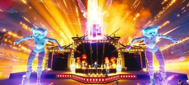Más de 10 millones de personas vieron un concierto en <em>Fortnite</em>