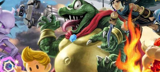 Datos de Nintendo muestran balance de <em>Super Smash Bros. Ultimate</em>