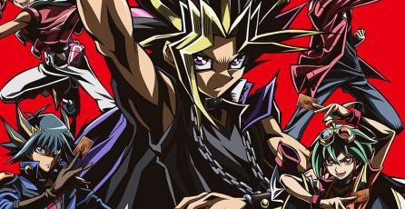Anuncian <em>Yu-Gi-Oh! Legacy of the Duelist: Link Evolution</em> para Switch