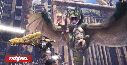 Monster Hunter World supera los 11 millones de copias vendidas