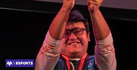 MKLeo se corona campeón del Génesis 6 en Smash Bros. Ultimate