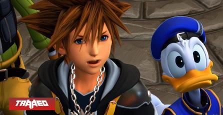 Kingdom Hearts III alcanza 5 millones de copias vendidas en su primera semana