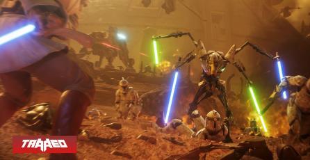 Star Wars: Fallen Order está siendo desarrollado por menos de 10 personas