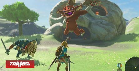 Zelda BOTW ya corre en 4K y 60 FPS con su emulador en PC