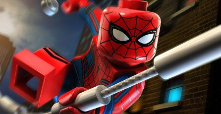 <em>LEGO Marvel Collection</em> está en camino a PS4 y Xbox One