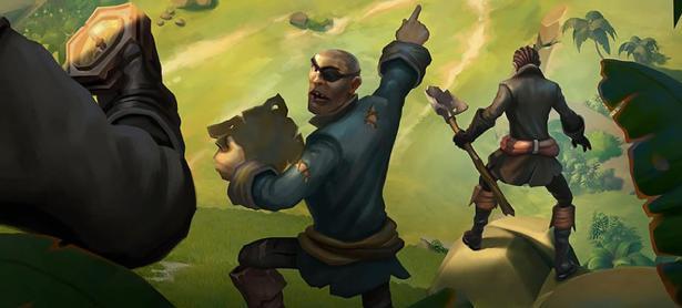 Podrás invitar a tus amigos a jugar <em>Sea of Thieves</em> gratis