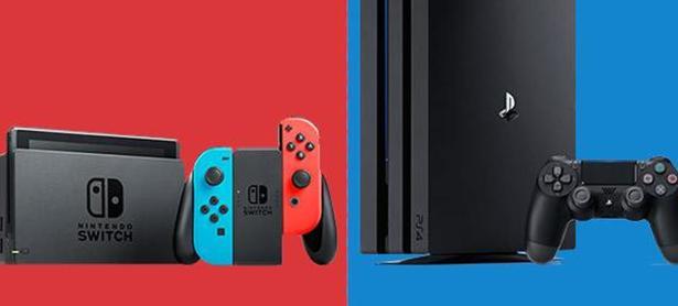 Analista: Switch tiene mejor ritmo de ventas que PS4