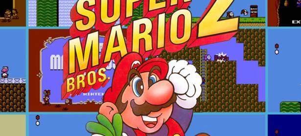 <em>Super Mario Bros. 2</em> y <em>Kirby's Adventure</em> llegarán a Switch