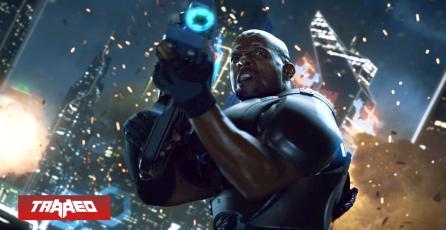 Xbox publica nuevo trailer y cinemática de Crackdown 3