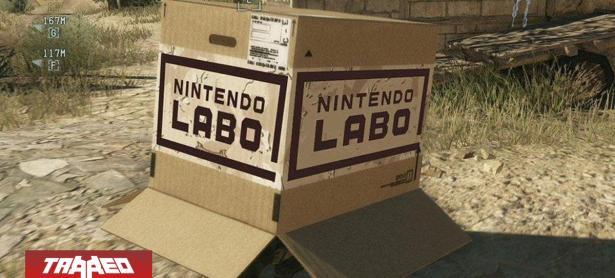 Nintendo estrenaría nuevo kit de Labo tras relativo éxito comercial