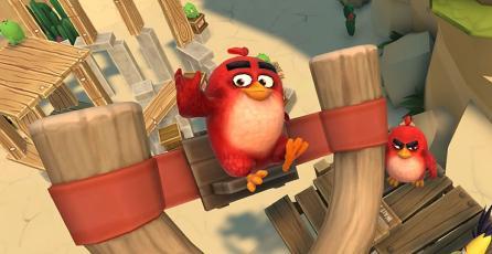 Hoy debuta <em>Angry Birds VR: Isle of Pigs</em> para HTC Vive y Oculus Rift