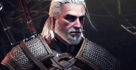 Geralt de <em>The Witcher</em> llegará hoy a <em>Monster Hunter World</em>