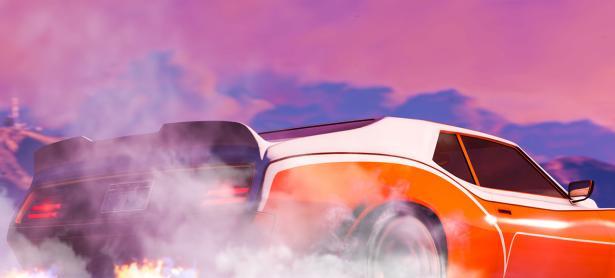 Otro llamativo muscle car se une a <em>GTA Online</em>