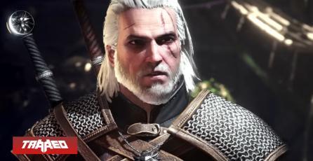 Geralt de Rivia y Ciri aterrizan oficialmente a Monster Hunter: World