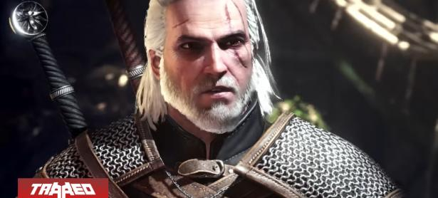 Geralt de Rivia y Ciri aterrizan oficialmente a Monster Hunter: World