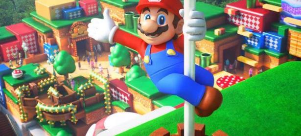 Las atracciones temáticas de Nintendo continúan en desarrollo