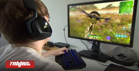 Profesional de Fortnite rompe su teclado en ataque de enojo por el juego