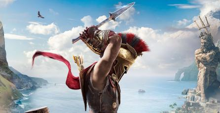 <em>Assassin's Creed: Odyssey</em> recibirá pronto un modo New Game Plus