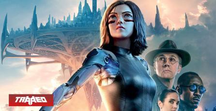 [Concurso + Review] Alita: Battle Angel es sin duda el mejor estreno de ciencia ficción que verás en años
