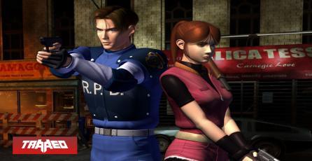 DLC gratuito de Resident Evil 2 trae los atuendos originales de Leon y Claire