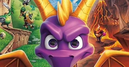 <em>Spyro Reignited Trilogy</em> podría estar en camino a Switch