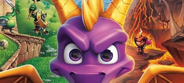 <em>Spyro Reignited Trilogy</em> podría estar en camino a Switch