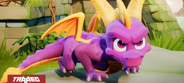 Activision llevaría a Spyro Reignited Trilogy directamente a Nintendo Switch