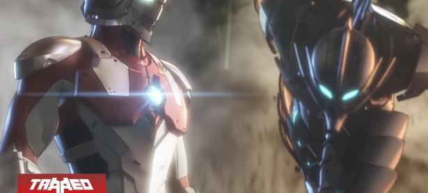 Ultraman llegará a las pantallas de Netflix el próximo 01 de abril